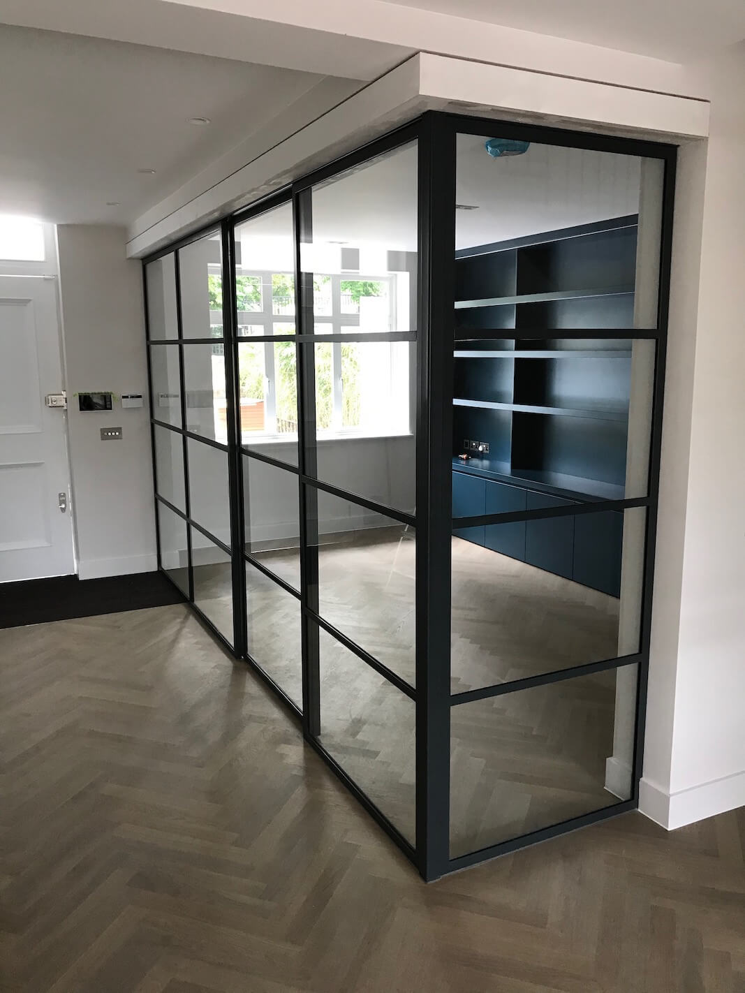 Original Steel Sliding Door and Partition Design Plus London 4