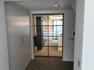 Original Steel Sliding Pocket Door Design Plus London 4