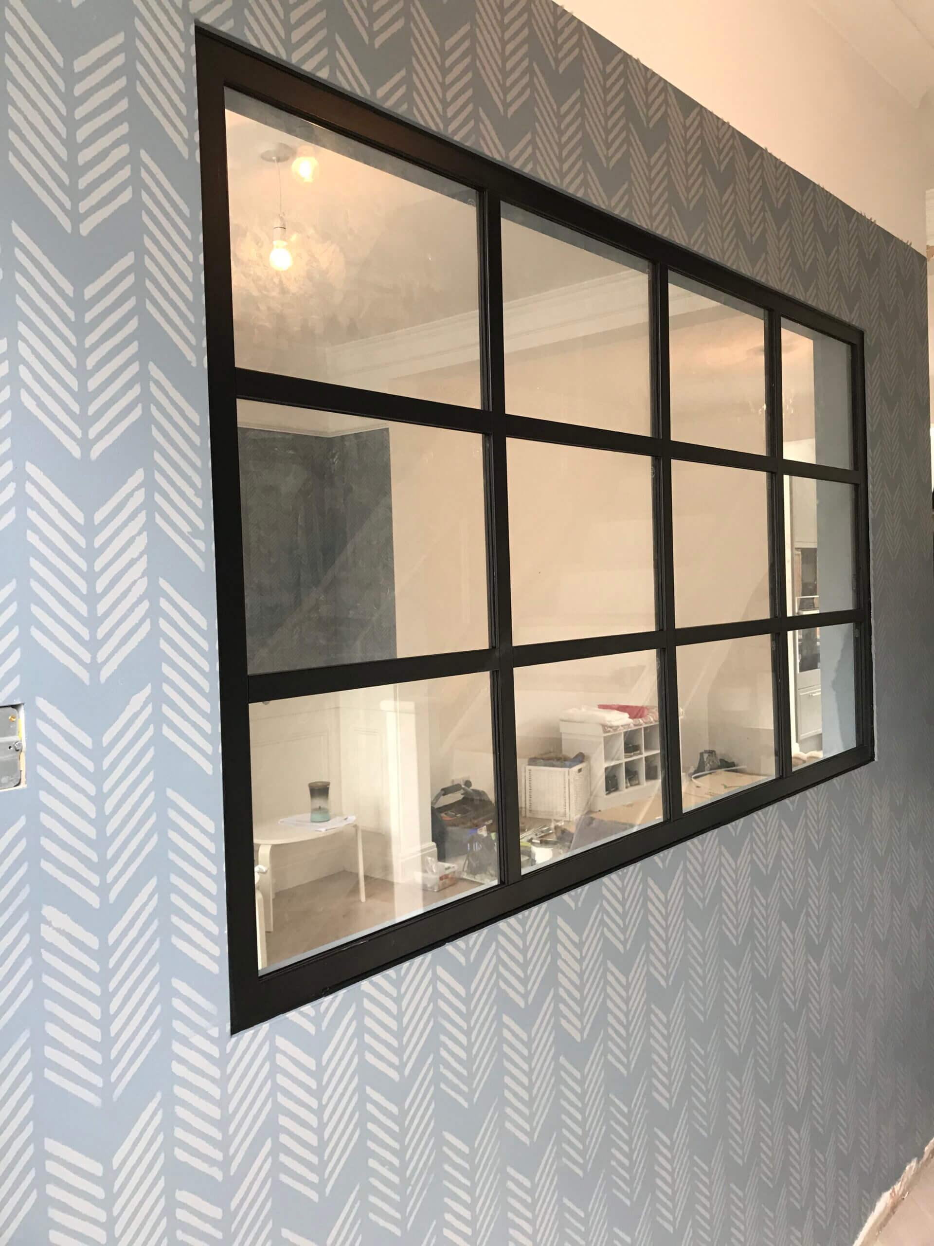Original steel partition 3 Design Plus SW19