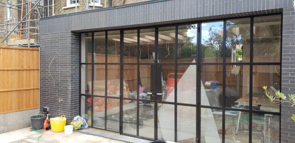 XL Original Steel Thermal Break Doors 2 Design Plus 01 Ottostumm Secco Jansen Forster MHB
