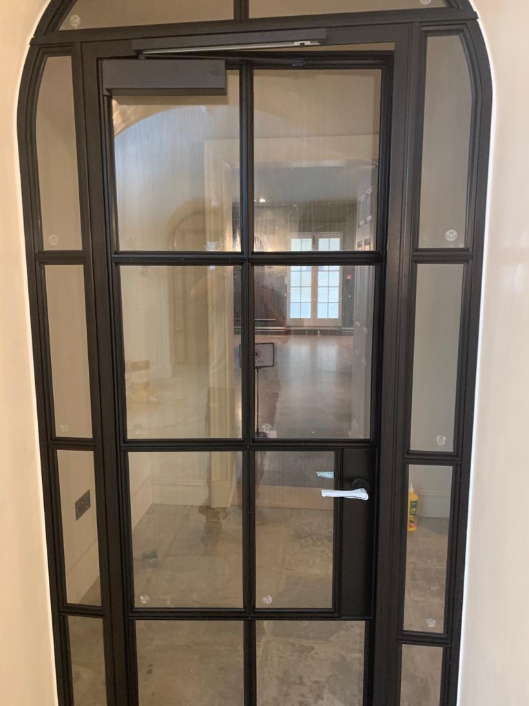 Fire door + closure DesignPlus