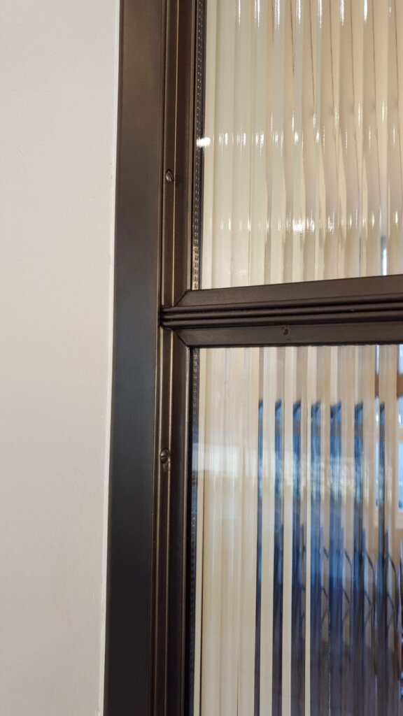 Internal Bronze and Steel Doors DesignPlus 07