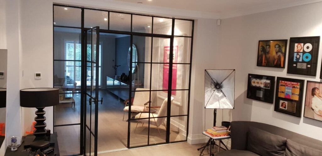 Internal Slim Steel Doors DesignPlus 031